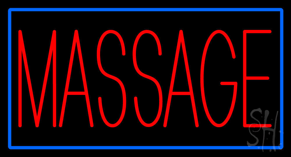 Red Massage Blue Border Neon Sign  Spa Neon Signs  Neon. Cobweb Stickers. Ram 1500 Decals. Writer Signs Of Stroke. Cosmetic Banners. Home Loan Banners. Posters And Banners. Custom Product Labels. Workshop Safety Signs