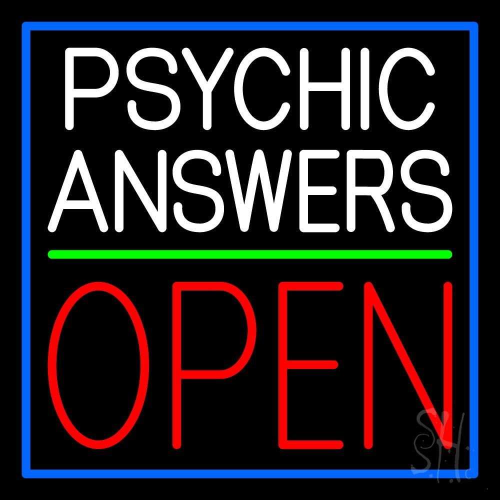 Psychic answers  Absolutely Free Psychic Readings  2019-06-01