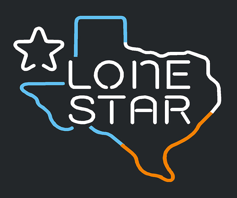 Lone Star Beer Neon Sign   Other Neon Signs   Neon Light