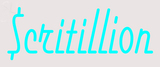 Custom $ critillion neon sign 1