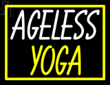Custom Ageless Yoga Neon Sign 2