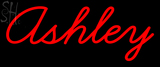 Custom Ashley Neon Sign 3