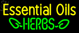 Custom Bee Herbs Essential Oils Neon Sign 1