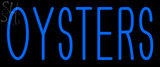 Custom Blue Oysters Neon Sign 2