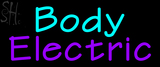 Custom Body Electric Neon Sign 3