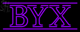 Custom Brothers Under Christ Byx Beta Upsilon Chi Neon Sign 4