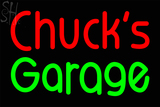Custom Chucks Garage Neon Sign 3