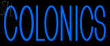 Custom Colonics Neon Sign 2