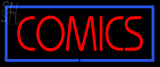 Custom Comics Neon Sign 1