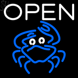 Custom Crab Open Neon Sign 3