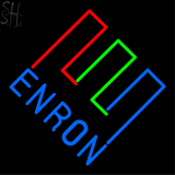 Custom Enron Logo Neon Sign 3