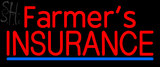 Custom Red Farmers Insurance Neon Sign 4