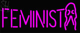 Custom Feminist Girl Neon Sign 2