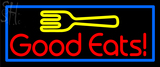 Custom Fork Good Eats Neon Sign 4