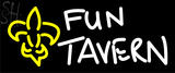 Custom Fun Tavern Logo Neon Sign 1