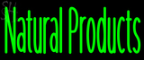 Custom Naturals Products Neon Sign 9