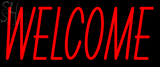 Custom John Welcome Neon Sign 1