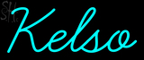 Custom Kelso Neon Sign 1