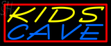 Custom Kids Cave Neon Sign 3