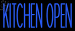 Custom Kitchen Open Neon Sign 1