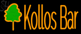 Custom Kollos Bar Mapleton Neon Sign 3