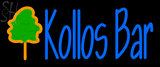 Custom Kollos Bar Mapleton Neon Sign 4