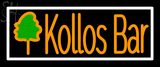 Custom Kollos Bar Mapleton Neon Sign 5