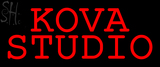 Custom Kova Studio Neon Sign 1