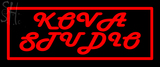 Custom Kova Studio Neon Sign 3