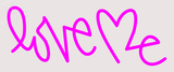 Custom Love Me Neon Sign 3