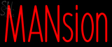 Custom Mansion Neon Sign 1