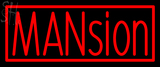Custom Mansion Neon Sign 2