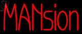 Custom Mansion Neon Sign 3