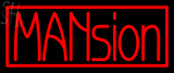 Custom Mansion Neon Sign 4