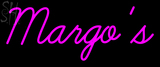 Custom Margos Neon Sign 2