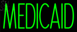Custom Medicaid Neon Sign 2