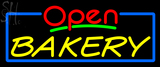 Custom Open Bakery Neon Sign 1