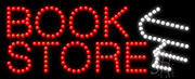 Book Store Logo LED Sign