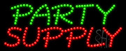 Party Supply LED Sign
