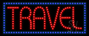 Travel LED Sign