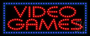 Video Games LED Sign