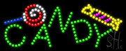 Candy LED Sign
