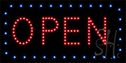 Open/Closed LED Sign