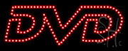 DVD LED Sign