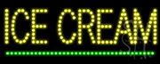 Ice Cream LED Sign