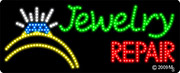 Jewelry Repair LED Sign