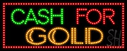 Cash for Gold LED Sign