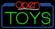 Toys Open LED Sign