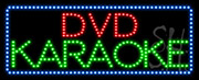 DVD Karaoke LED Sign