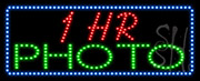 1 Hr Photo LED Sign
